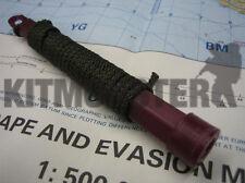Infra Red IR Cyalume Cylume Light Stick Buzzsaw Signal UK Military w/ 1m cord