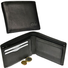 f1b08289919e8 AMARI Geldbörse RFID-Blocker Nappaleder Portemonnaie Geldbeutel Herren    5107A-R