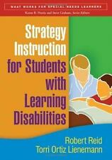 What Works for Special-Needs Learners: Strategy Instruction for Students with Le