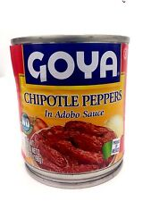 GOYA CHILES  CHIPOTLES - CHIPOTLE  PEPPERS 7 OZ