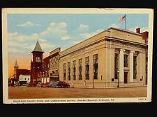 PA - LEBANNON NATIONAL BANK - MARKET SQ. LEBANNON