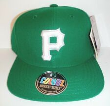 huge discount dc421 011e3 Pittsburgh Pirates Authentic Snapback Hat NWT American Needle Green Cap MLB