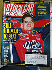 Stock Car Racing Magazines 2003 6 issues