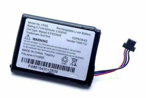 TomTom VF6S Akku Betterie Battery AHA11110005 Accu ICP553443 3,7V 920mAh VF6S