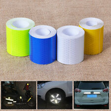 """3M Reflective Safety Warning Conspicuity Tape Film Sticker 2""""X10'"""