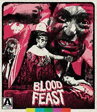 Blood Feast Special Edition Blu-ray + DVD Herschell Gordon Lewis