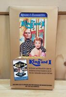 """SEALED in Box """"The King And I"""" Original Motion Picture Soundtrack Cassette Tape"""