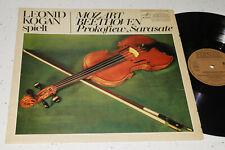 Leonid Kogan Violin RECITAL STEREO ED1 NM Prokofiev Sarasate Mozart Beethoven