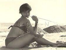 Org Vintage Amateur Semi Desnudo 40s-60s Rp- Piernas- Bikini- Beach- Endowed