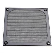 Computer PC Dustproof Case Cooler Fan Cover Dust Filter Mesh 120mm*120mm Black