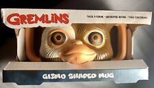 OFFICIAL GREMLINS GIZMO 3D SHAPED COFFEE MUG CUP NEW IN GIFT BOX