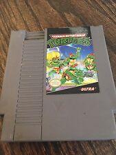 Teenage Mutant Ninja Turtles  Nintendo NES Cart Works NE2