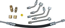 Power Steering Pressure Line Hose Assembly-Universal Tube/Hose Kit Lower/Rear
