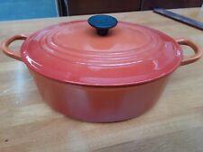 Le Creuset Casseruola 25cms Arancione