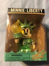 """Disney 3"""" Vinylmation New York City Minnie Liberty"""