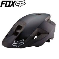 FOX Ranger MTB Helmet 2018 - Matte Black - XS/S (50-55cm)