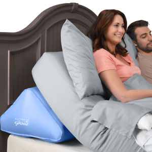 Contour Mattress Genie Adjustable Bed Wedge Pillow System - for Any Size