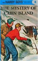 The Mystery of Cabin Island (Hardy Boys, Book 8) by Franklin W. Dixon