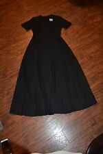 K0- Stage Accents Performance Apparel Black Dress Size 8