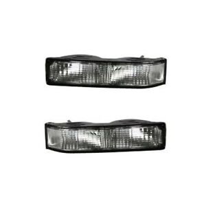 🔥TYC Set of 2 Turn Signal/Parking Light Assembly For Chevy C1500 C3500🔥