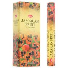 Hem Incense Jamaican Fruit pack of 6x120=120  sticks