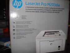 BRAND NEW HP LaserJet Pro M203dw Wireless Laser Printer