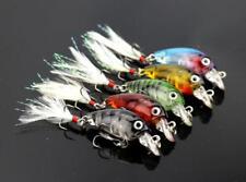 Lot 1pcs Fishing Lures Bass Crank Bait Tackle Fish Hooks 3.6cm/4g Hot Hots