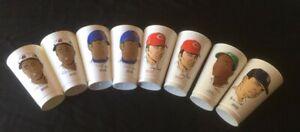 51 1972 7-11 Baseball Slurpee Cups