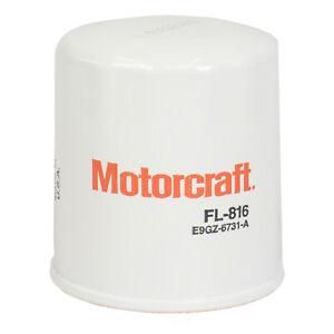 Oil Filter  Motorcraft  FL816