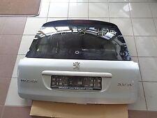 Peugeot 206 Sw Station Wagon Bj.02-03 Tailgate with Disc Ezr Grey Aluminium