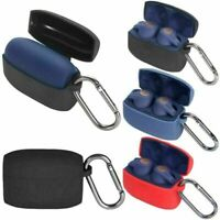 Silicone Case Cover Skin Pouch for Jabra Elite Active 65t Earphone Charging Case