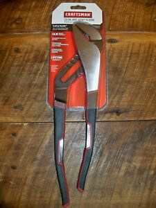 Craftsman 13-In. Arc Joint Pliers, TruGrip Handle, 71622, New in Packaging