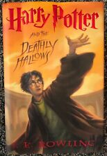 Harry Potter and the Deathly Hallows First Edition Hardback Misprinted Mistake