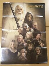 �Fold Type】The Lord of the Rings: The Two Towers A1 One Sheet Original Poster
