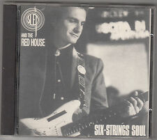 SLEP AND THE RED HOUSE - six strings soul CD