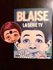BLAISE de Dimitri Planchon : DVD exclusif de la série d'animation tirée de la BD