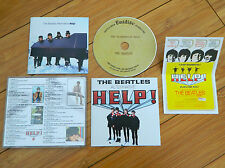 BEATLES ALTERNATIVE HELP! UNRELEASED DEMOS / TAKES / MIXES DEMO CD + EXTRAS MINT
