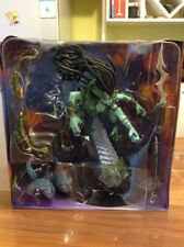Hot Selling World of Warcraft WOW Lady Vashj Deluxe Collector Figure PVC Statue