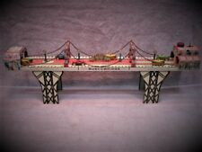 MARX Busy Bridge / 1930's / works , excellent condition !!!!-FREE SHIPPING-!!!!!