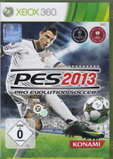 PES 2013 Pro Evolution Soccer  (X360) In Box, mit Anleitung