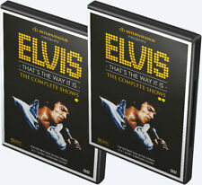 Elvis : That's the Way It Is : The Complete Shows 4 DVD Set