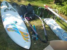 Wind Surfboard komplett alpha 80WS Windsurfboard Wave Surfbrett Sinker NeilPryde