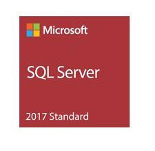 MICROSOFT SQL SERVER 2017 STANDARD - FATTURABILE