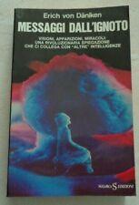 MESSAGGI DALL' IGNOTO DI ERICH VON DANIKEN SUGARCO 1975