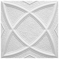 20 Qm Pannelli per Soffitto Decorativi Polistirolo Deckenfliesen 50x50cm mars