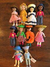 McDONALDS MADAME ALEXANDER Lot of 10  Dolls #2   (B-9)