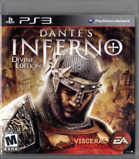 Dante''s Inferno Divine Edition PS3 New Playstation 3