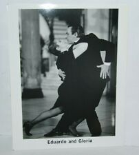 Argentina Eduardo and Gloria Arquimbau Tango Dance couple photo