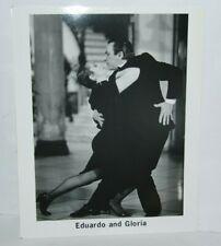 Argentina Eduardo and Gloria Arquimbau Tango Dance couple photo
