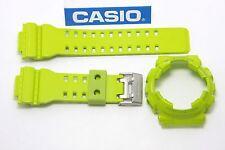 CASIO GA-110B-3 G-Shock Hyper Color Lime Green BAND & BEZEL Combo GA-110